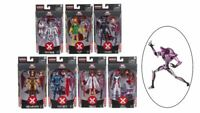 X-Men Marvel Legends 6-Inch Action Figures Wave 1 Set of Seven Figures IN STOCK!