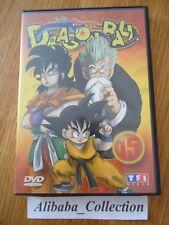 DVD DRAGON BALL 15 EPISODES 86 A 91 MANGA TBE VF FR no Z DBZ