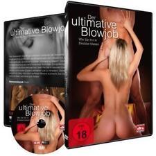 Der ultimative Blowjob - Wie Sie ihn in Ekstase blasen - DVD - FSK 18 -NEU & OVP