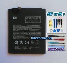 BATTERIA BN31 per Xiaomi Mi 5X Mi A1 Redmi Note 5A da 3080mAh+kit B7000 BIADESIV