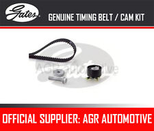 GATES TIMING BELT KIT FOR RENAULT MEGANE III COUPE 1.5 DCI 110 BHP 2009-