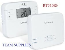 Salus RT510RF Wireless Programmable Room Thermostat RF Stat Replaces RT500RF