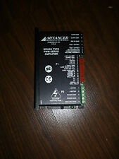 12A8E 10x Type Pwm 17531-0008 Advanced Motion Controls Servo Drive