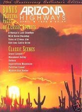 ARIZONA HIGHWAYS ~ April 1995 ~ 70th Anniversary Issue