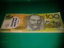 AUSTRALIAN 100 Dollar Bill Imitation Souvenir 50 Sheet Note Pad