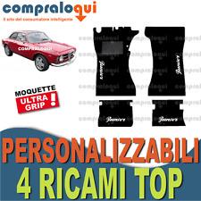 Decori.......8 Tappetini su misura ALFA ROMEO ALFASUD Tappeti AUTO in velluto