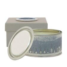 Thank You Gift - Wishes Tin Candle In Gift Box East Of India 2094M EOI