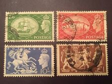 New listing Stamp, Great Britain,Sc#386-389, used