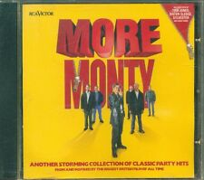 More  Monty Ost - The Trammps/Gap Band/Edwin Starr/Curtis Mayfield Cd Ex