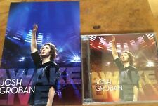 Josh Groban - Awake - Cd/DVD Fan Club Only Issue With Extra Tracks & Flyer. Rare