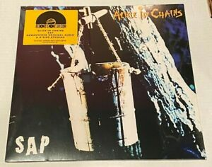 Alice In Chains-SAP-Vinyl LP-Record Store Day 2020 Pressing-Factory Sealed