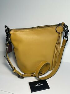 NWT Coach 78804 Duffle 20 in Glovetanned Leather 1941