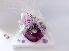 Badetrüffel Geschenkeset Badepralinen mit Shea-, Kakaobutter Mandelöl +Handtuch