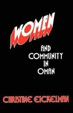 Women and Community in Oman-ExLibrary
