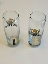 Sapporo Beer Glasses Barrel Hexagon 2 Can Shape 585ml Japan (2)