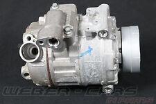 orig VW Touareg 7P 4.2 FSI V8 360PS Klimakompressor a/c compressor 7P6820803B