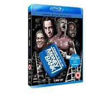 WWE Money in the Bank Ladder Match Anthology 2 Blu Rays orig WWF Wrestling
