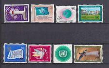 UNO Genf postfrisch Jahrgang 1969