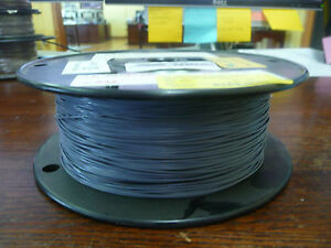 Anixter UL1061 26 AWG  Gray  Stranded tinned copper 300V   Approx 1495ft