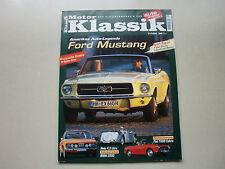 Motor Klassik Oldtimermagazin 11/1999