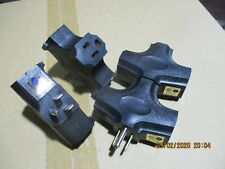 Cube tap tri tap black lot of 4 NEW FREE SHIPPING