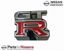 Nissan Skyline R33 GTR Grill Emblem 62896-24U00 JDM Genuine OEM NEW