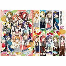 Love Live! School Idol Festival Anniversary Clear File From Japan NO2