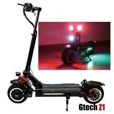 Electric Scooter 2000W Dual Motor 60V 23.4Ah Battery 100K Range 70kms/hr +
