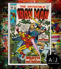 The Invincible Iron Man #26 (Marvel) VG+! HIGH RES SCANS