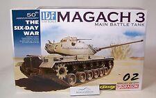 Dragon 1/35: 3567 Tanque magach 3 der FDI (israelischen FUERZAS ARMADAS)