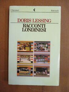 DORIS LESSING - RACCONTI LONDINESI - FELTRINELLI
