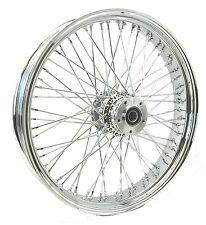 Chrome 21 3.5 60 Spoke Front Wheel Rim 00-07 Harley Touring Dual Disc Bagger