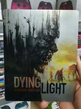 STEELBOOK -  DYING LIGHT PS4 XBOX ONE METALBOX - no game