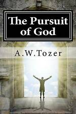 USED (LN) The Pursuit of God by A.W. Tozer