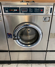 DEXTER T400 TRIPLE LOAD WASHER, STAINLESS STEEL, 3ph/208-240 S/N 401134
