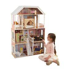 KidKraft 65023 - Casa delle Bambole Savannah, Colori Assortiti (R7e)