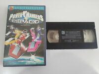 POWER RANGERS EN EL ESPACIO SABAN´S 1999 VHS CINTA TAPE ESPAÑOL