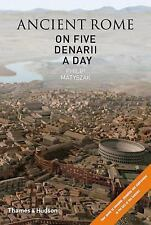 Ancient Rome on Five Denarii a Day (5 Denarii)-ExLibrary