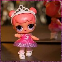 LOL Surprise Series 1 CENTER STAGE Baby Doll New Dancer Girl Crown L.O.L.~Sealed