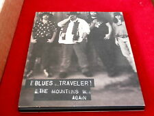 BLUES TRAVELER~ THE MOUNTAINS WIN  AGAIN~MEGA RARE ~ RARE PROMO~ LIKE NEW~  ~CD