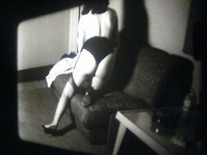 1950s Vintage 16mm film .. model ,  ....   # 721
