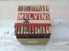 Melvins  13 CD box set  LIMITED EDITION ,NUMBERED, SIGNED 2010 Fantomas / Unsane
