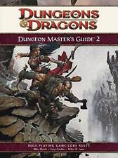 Dungeons & Dragons D&D Dungeon Master's Guide II  4.0 Ed Roleplaying Game Rules
