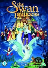The Swan Princess  with Jack Palance New (DVD  1995)