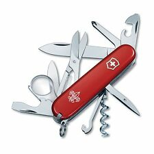Victorinox Swiss Army Knife Explorer - Red - Boy Scouts of America Free Shipping