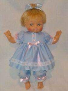 "20"" Vintage Horsman Baby Doll Redressed Cute"