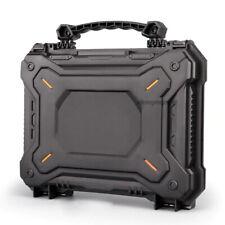 Portable Tactical Gun Pistol Protective Case Waterproof Storage Hard Shell Box