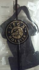 Vega Holster CB123 Leather Ankle Holster UP DRAW BLACK NEW IN PACKAGE PX4 PPS
