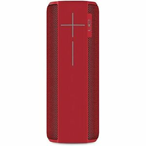 Ultimate Ears MEGABOOM Red Portable Waterproof & Shockproof Bluetooth Speaker