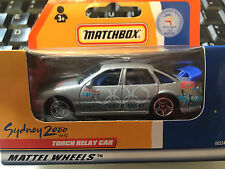 Matchbox 1/64  Australia Sydney Olimpics Torch Relay Ford